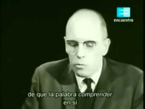 Michel Foucault - Entrevista Alain Badiou (3 de 3) - Filosofía y Psicología (Psicoanálisis)