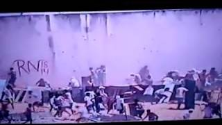 SITUAÇÃO TENSA NO PRESÍDIO: VÍDEOS MOSTRAM PRESOS TRAVANDO LUTA 1