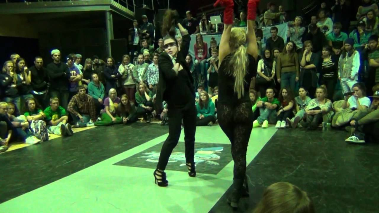 Funkin Styles 2011 - Moscow Vogue final