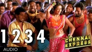 Chennai Express Full Song One Two Three Four (1234)