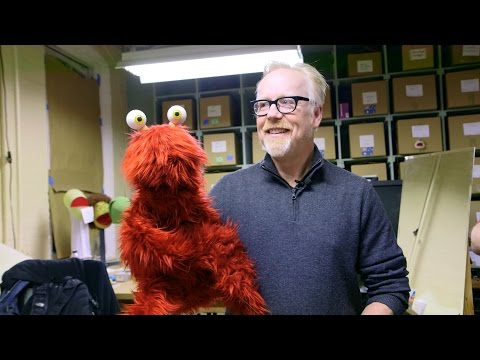 Adam Savage's One Day Builds: Making a Puppet! - UCiDJtJKMICpb9B1qf7qjEOA