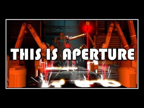 Portal 2 - This Is Aperture