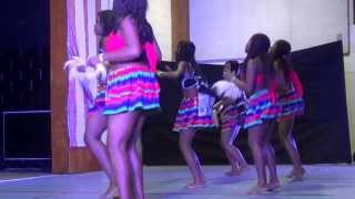 African Pavilion 2013
