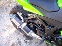 2008 Ninja 250R Full CF Yoshimura Exhaust