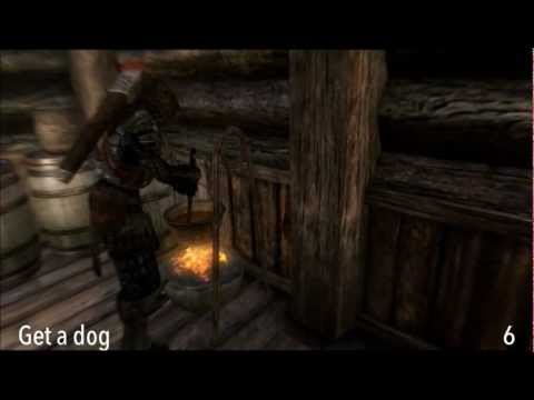 20 Fun Things to do in Skyrim 2 - The Sequel