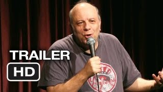 The Bitter Buddha Official Trailer (2013) - Eddie Pepitone Documentary HD
