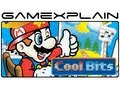 Cool Bits - Mario Paint's Title Screen Secrets & Code (+Totaka's Song)