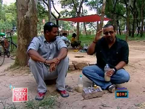 Rocky and Mayur in Ranchi