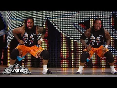The Usos vs. 3MB: WWE Superstars, Dec. 6, 2013