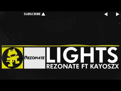 [Electro] - Rezonate ft KayoszX - Lights [Monstercat Release]