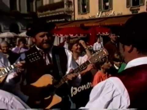 ROMANTICI VAGABONDI AMICI MIEI - LIVE IN LUGANO