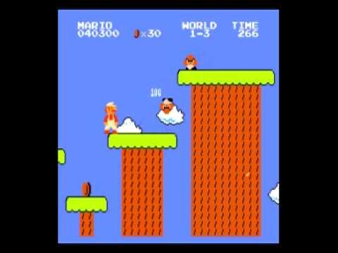 SUPER MARIO BROS - NES/FAMICOM - Jogos de plataforma