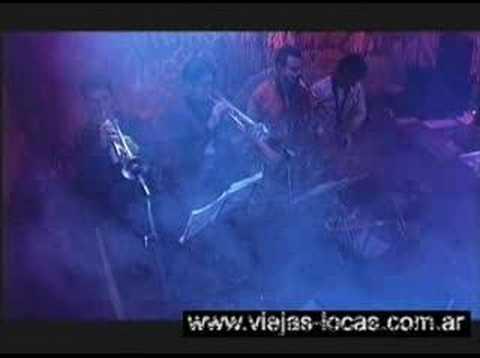 Viejas Locas - Lo Artesanal   (Vivo Obras)