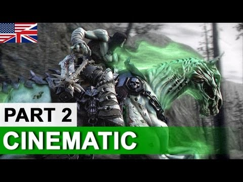 "Darksiders 2 - ""Death Strikes - Part 2"" Cinematic Trailer (2012) 