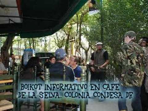 Boikot Cafe la Selva