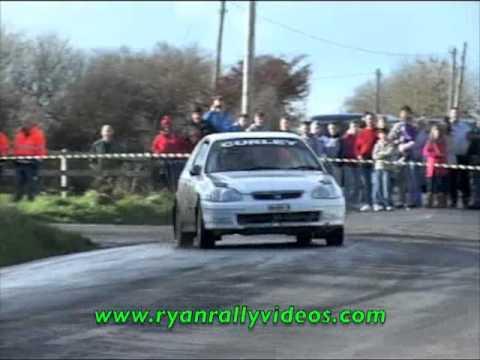 Banna Mini Stages Rally 2010(Ryan Rally Videos)