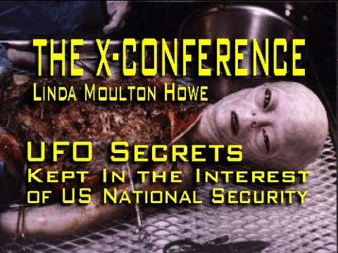 UFO Crash Retrievals - Linda Moulton Howe LIVE