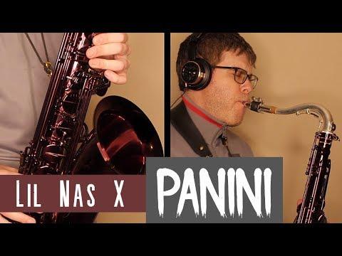 PANINI | Lil Nas X | Saxophone Cover