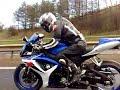 suzuki gsxr 600 K7 motorcycle