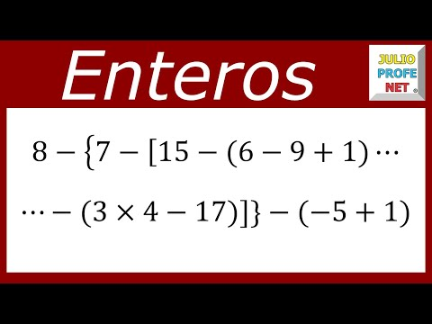 Polinomio aritmético con signos de agrupación