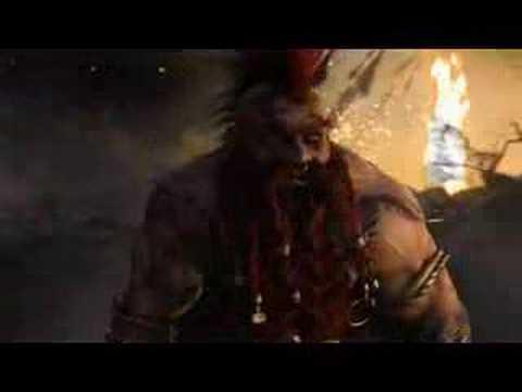 Warhammer Online Cinematic Trailer