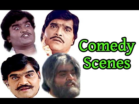 Ashok Saraf - Collection Of Best Comedy Scenes - Marathi Movies