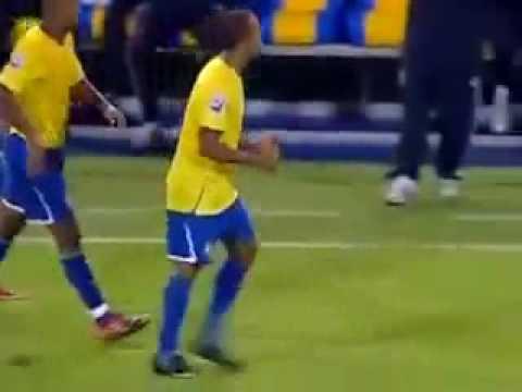 BRAZIL vs ARGENTINA  - ( 3x1) Eliminatórias da Copa 2010