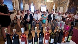 A Duna Borrégió borversenyének eredményhirdetése (2014)