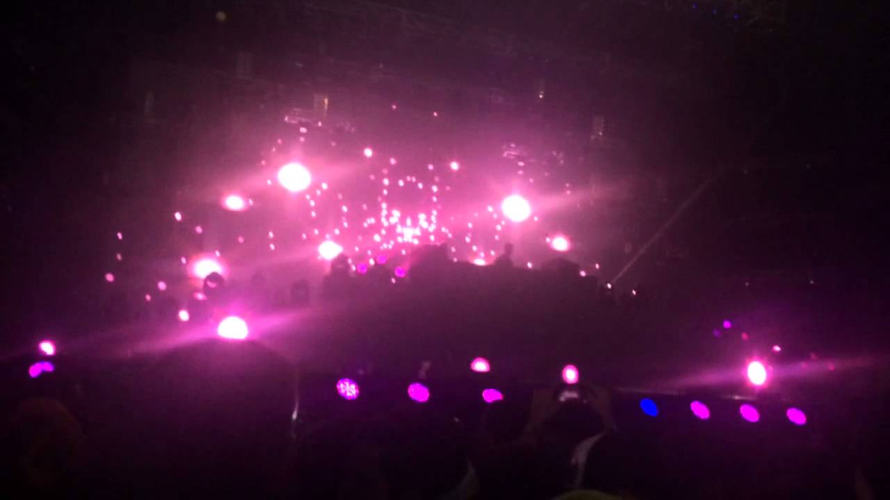 Sweet Nothing - Calvin Harris Live in Bogotá, Colombia (Fes