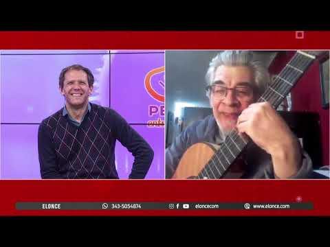 Daniel Altamirano, verdadero creador de éxitos, dialogó con Elonce TV