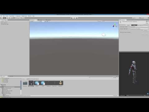 LightWave 2015: How to Use the Genoma 2 to Unity Preset - Part 5