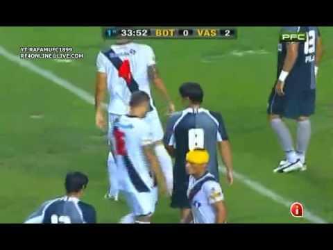 Botafogo 0x6 Vasco da Gama - Jogo Completo [Campeonato Carioca 24/01/2010]
