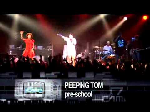 Mike Patton and Peeping Tom - Cologne, Germany - December 11th 2006