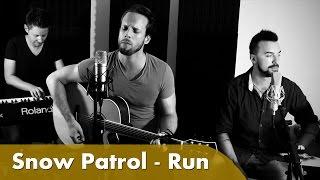Snow Patrol - Run (Acoustic Cover by Junik)