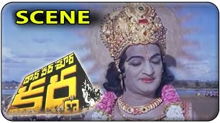 Sri Krishna Geethopadesam to Arjuna || Daana Veera Soora Karna