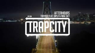 TroyBoi – Afterhours feat. Diplo & Nina Sky