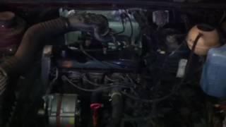 ДВС (Двигатель) Volkswagen Passat B3 Артикул 900037231 - Видео