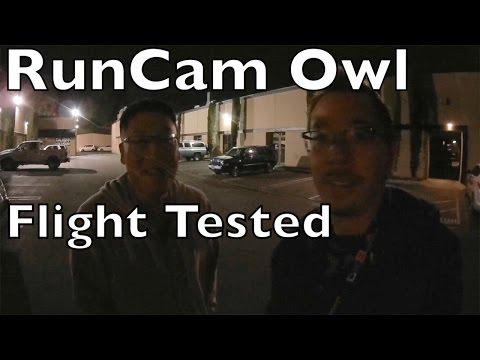 Runcam Owl FPV Camera- Flight Tested! - UCTa02ZJeR5PwNZK5Ls3EQGQ
