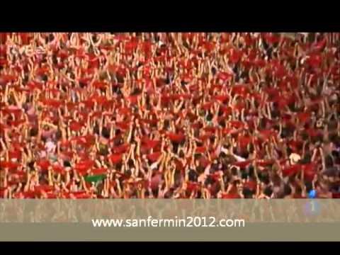 CHUPINAZO DE SAN FERMIN 2012 - 6 DE JULIO 2012 (www.sanfermin2012.com)