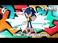 Drawing - Sonic