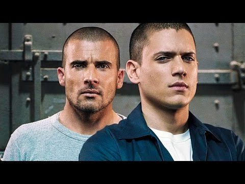 PRISON BREAK Season 5 Comic-Con Trailer (2016) - UCA0MDADBWmCFro3SXR5mlSg