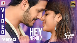 Mr. Majnu - Hey Nenila Telugu Video