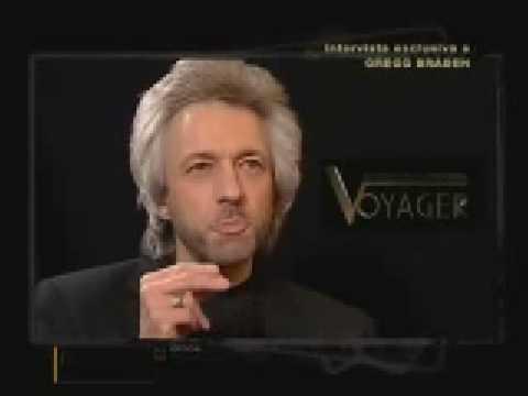 GREGG BRADEN intervista esclusiva 1°Parte
