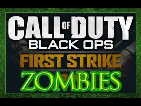 ASCENSION! Black Ops: ZOMBIES: Ascension Teaser Trailer Analysis - First Strike