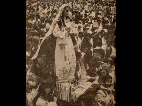 Coronación Canónica Virgen de Chapi y Beatificación de Sor Ana de los Angeles Monteagudo