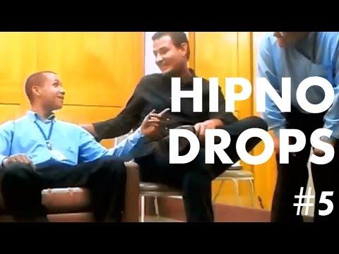 HipnoDrops #5 - O gago cantante que viu a cobra e dormiu (hipnose)