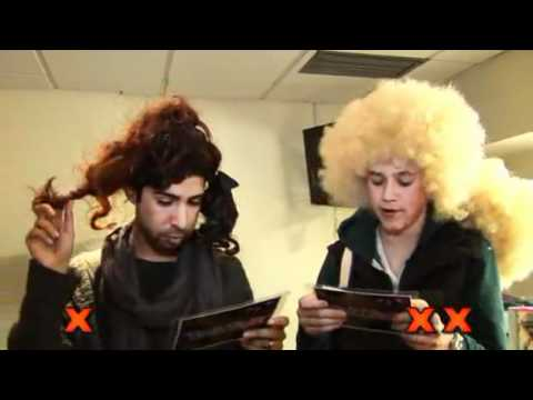 One Direction Quickfire Questions (full) - Niall vs. Savan