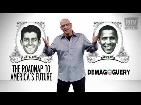 Andrew Klavan-s Economic Smackdown: Paul Ryan vs. Barack Obama