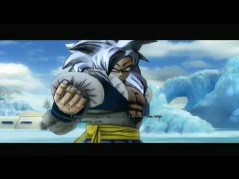 Dragonball Z Ultimate Tenkaichi: SSJ4 Gogeta Versus Omega Shenron (Very Strong CPU)