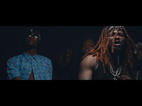 Samini - Xposed ft. Bastero, D-Sherif, Rudebwoy Ranking & Hus Eugene (Official Video)
